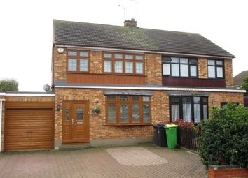 Thumbnail 3 bed semi-detached house to rent in Beech Road, Hullbridge, Hockley