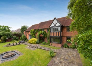 Thumbnail 5 bed detached house for sale in Tite Hill, Englefield Green, Surrey