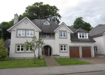 Thumbnail 5 bed detached house to rent in Kepplestone Gardens, Aberdeen