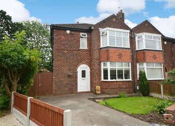 Thumbnail 3 bed semi-detached house for sale in Stalmine Avenue, Heald Green, Cheadle