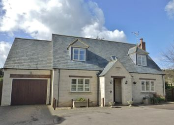 Thumbnail 3 bed detached house for sale in Hey Court, Barrowden, Oakham
