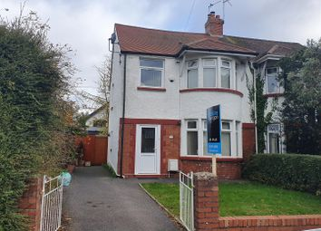 3 bed semi-detached house for sale in Fairwood Road, Llandaff, Cardiff CF5