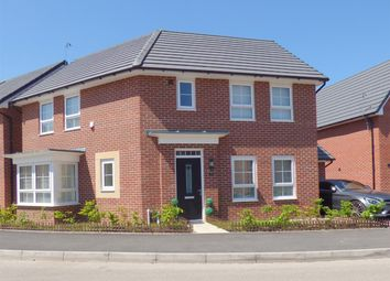 Thumbnail 3 bed detached house for sale in Springwell Avenue, Huyton, Liverpool