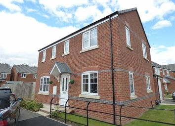 Thumbnail 3 bedroom detached house to rent in Teal Drive, Sandbach