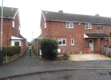 Thumbnail 3 bed semi-detached house for sale in Forge Road, Shustoke, Coleshill, Birmingham