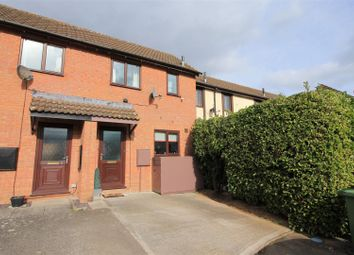 Thumbnail 1 bed terraced house for sale in Thomas Close, Hereford