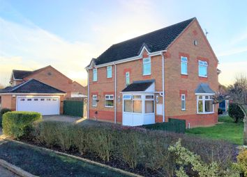 Thumbnail 4 bed detached house for sale in Maidwell Close, Winsford
