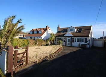 Thumbnail 4 bed detached bungalow for sale in Beach Road, Kewstoke, Weston-Super-Mare