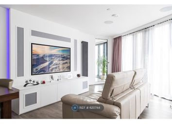 Thumbnail 2 bed flat to rent in Unex Tower, London