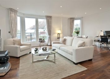 Thumbnail 2 bed flat for sale in West Heath Place, Golders Green