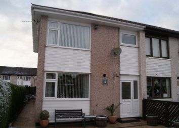 Thumbnail 3 bed end terrace house for sale in Deepdale Gardens, Killingworth, Newcastle Upon Tyne