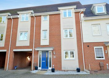 Thumbnail 4 bed town house for sale in Silvo Road, Costessey, Norwich
