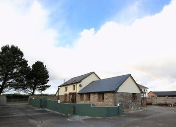 Thumbnail 3 bed barn conversion for sale in Buckland Brewer, Bideford