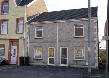Thumbnail 1 bed flat to rent in St. Johns Terrace, Neath Abbey, Neath .