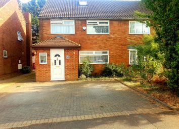 Thumbnail 3 bed semi-detached house for sale in Barton Road, Slough