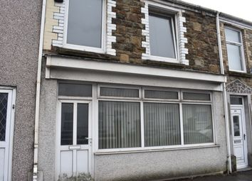 Thumbnail 3 bed terraced house to rent in Neath Road, Plasmarl