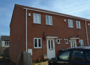 Thumbnail 2 bedroom end terrace house to rent in Harrys Way, Wisbech