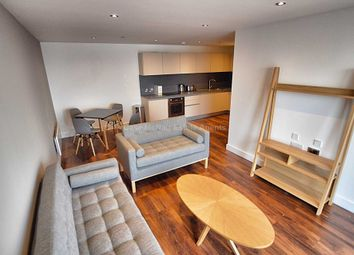 Thumbnail 3 bed flat to rent in Wilburn Wharf, Rivergate House, Salford
