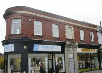 Thumbnail 2 bed flat to rent in High Street, Blackwood