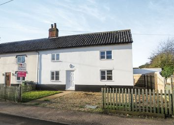 Thumbnail 3 bed property for sale in Shropham Road, Great Hockham, Thetford