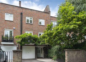 Blomfield Road, Little Venice, London W9. 4 bed terraced house