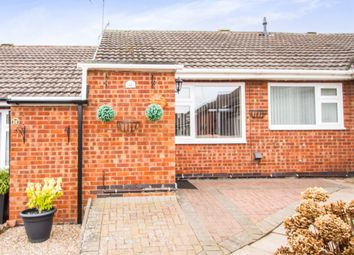 Thumbnail 1 bed terraced bungalow for sale in Wendys Close, Leicester
