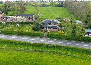 Thumbnail 4 bed detached house for sale in Southam Road, Napton, Southam