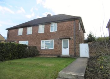 Thumbnail 2 bed semi-detached house to rent in Kirkstone Road, Newbold Chesterfield