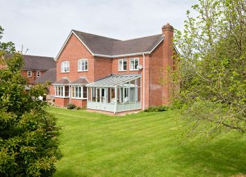 Thumbnail 4 bed detached house for sale in Halford Meadow, Halford, Craven Arms