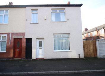 Thumbnail 3 bedroom end terrace house for sale in Calverley Street, Preston