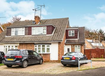 Thumbnail 3 bed semi-detached house to rent in Bideford Close, Woodley, Reading