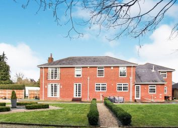 Thumbnail 5 bed detached house for sale in Gustard Wood, Wheathampstead, St. Albans