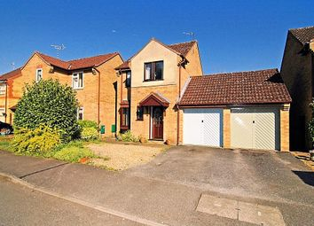 Thumbnail 3 bed detached house for sale in Foxfield Way, Oakham
