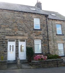 Thumbnail 3 bed terraced house to rent in Duncan Street, Harrogate