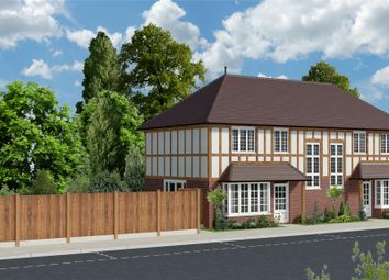 Thumbnail 2 bed semi-detached house for sale in 1A St. Augustines Place, St. Augustines Avenue, Bromley, Kent