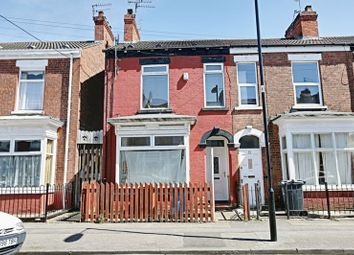Thumbnail 3 bed flat for sale in St. Matthew Street, Hull