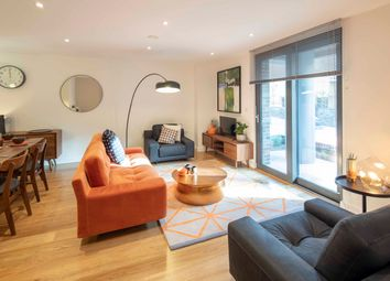 Thumbnail 4 bedroom flat for sale in 66 Dalston Lane, London
