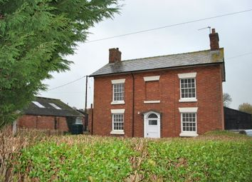 Thumbnail 3 bed farmhouse to rent in Bradeley Green, Whitchurch, Shropshire