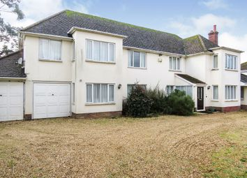Thumbnail 4 bedroom detached house for sale in Braeside Road, St. Leonards, Ringwood