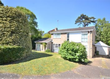 Thumbnail 4 bedroom detached house for sale in Willow Road, South Wootton, King's Lynn