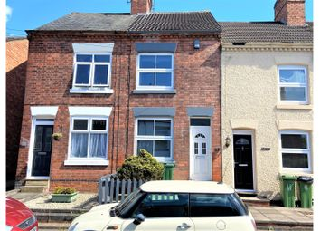 Thumbnail 2 bed terraced house for sale in Chestnut Road, Glenfield