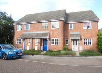 Thumbnail 2 bed terraced house to rent in Purvis Way, Highwoods, Colchester