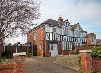 Thumbnail 3 bed semi-detached house for sale in Derwent Avenue, Southport