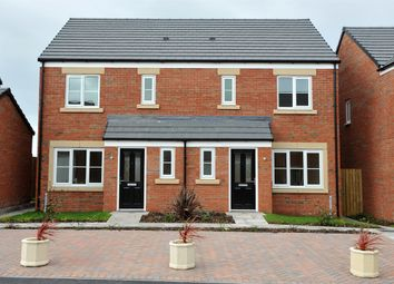 "3 bed end terrace house for sale in ""The Barton "" at Scarrowscant Lane, Haverfordwest SA61"