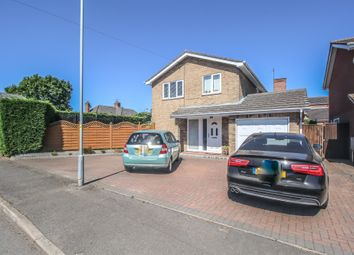 Thumbnail 3 bed detached house for sale in Meadowgate Lane, Spalding