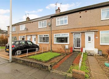 Thumbnail 2 bed terraced house for sale in Meikleriggs Drive, Paisley