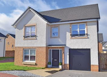 Thumbnail 4 bed detached house for sale in Falcon Drive, Newton Mearns, Glasgow