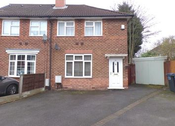 Thumbnail 2 bed semi-detached house for sale in Felton Croft, Birmingham, West Midlands
