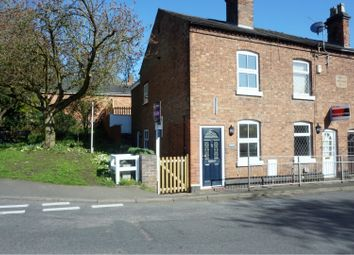 Thumbnail 2 bed end terrace house for sale in Coleshill Road, Birmingham