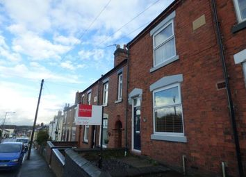 Thumbnail 2 bed terraced house for sale in Congleton Road, Talke, Stoke-On-Trent, Staffordhire